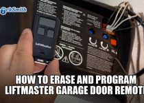 How to Erase and Program Liftmaster Garage Door Remote (604) 757-6557